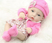 Load image into Gallery viewer, Reborn Dolls Princess Girl Silicone