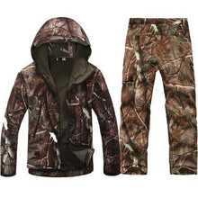 Load image into Gallery viewer, Tactical Camouflage Outdoors Jacket Men Army Waterproof
