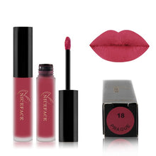 Load image into Gallery viewer, Makeup cosmetics Lipstick Colors Red Purple