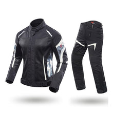 Load image into Gallery viewer, Motorcycle Jackets Lady Pants Clothes