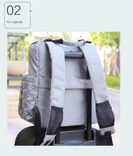 Load image into Gallery viewer, Backpack mummy Baby Organizer Maternity Bags