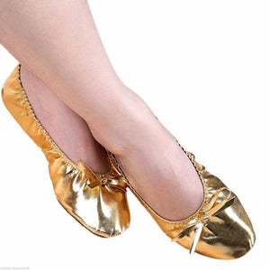 Children Belly Dance Costume Shoes