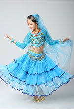 Load image into Gallery viewer, Bollywood Indian Egyptian Clothes