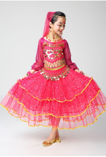 Bollywood Indian Egyptian Clothes