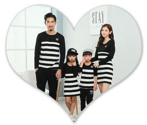 Clothing Mother Daughter Father Boy Dresses Family