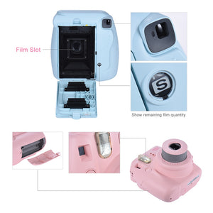 Camera Fujifilm Instax  Mini 8  Instant Film Photo