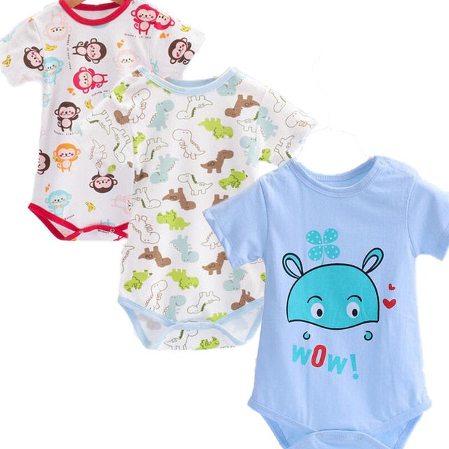 Boys Girls Clothing set pure Cotton