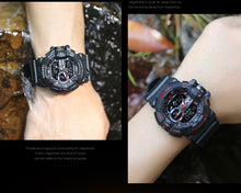 Load image into Gallery viewer, Mens watches Sports Outdoor Military