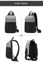 Load image into Gallery viewer, Sling Bag High Quality Waterproof Summer