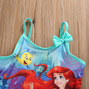 Swimsuits Girl Little Mermaid One Piece