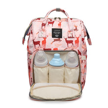 Load image into Gallery viewer, Backpack  Mummy Baby diaper Bag