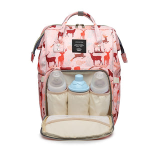 Backpack  Mummy Baby diaper Bag