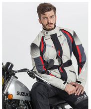 Load image into Gallery viewer, Motorcycle Winter Jacket Men clothes