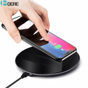 Wireless USB Charger Pad Dock