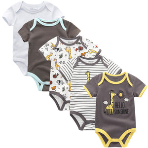 Summer cotton Baby Rompers Toddler