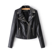 Load image into Gallery viewer, Jackets Motorcycle Leather