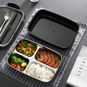 Stainless Steel Kid Adult Bento Boxs