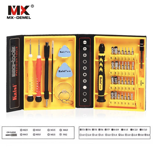 38 in 1 Multi Precision Screwdriver Tool