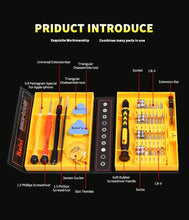 Load image into Gallery viewer, 38 in 1 Multi Precision Screwdriver Tool