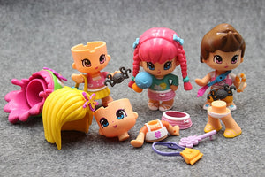 Cute Figures Pinypon Dolls