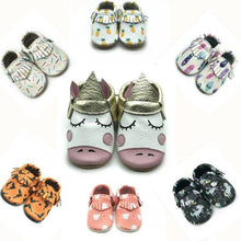 Load image into Gallery viewer, Baby Boy Shoes Genuine