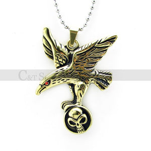 Pendant Jewelry  Golden Color