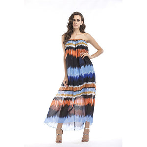 Clothes  dress maternity Chiffon summer