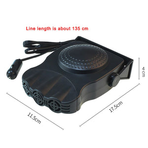 Car Heater Heating Cooling Fan
