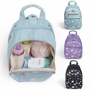 Backpacks Cartoon Mommy bags for Baby Nursing