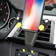 Load image into Gallery viewer, Car Mount Qi Wireless Charger