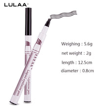 Load image into Gallery viewer, Makeup cosmetics Eyebrow Pencil Waterproof Tattoo Pen