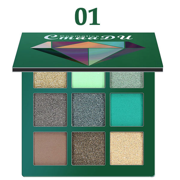 Makeup cosmetics Eye Shadow Shimmer Set