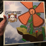 Goodbyenary Code Lathe-Cut Vinyl (One-of-a-Kind)