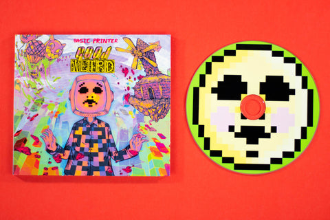 """Good Weird"" CD"