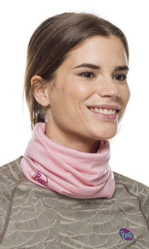 LIGTHWEIGHT MERINO WOOL SOLID LIGHT PINK