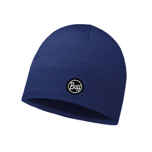 KNITTED & POLAR HAT TAOS BLUE INK