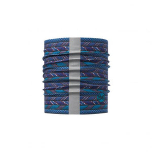 REFLECTIVE DOG BUFF® CORDES BLUE M/L