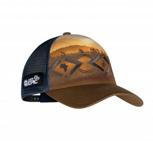 TRUCKER CAP CURVED BUFF® CAPE EPIC 2020
