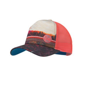TRUCKER CAP COLLAGE MULTI