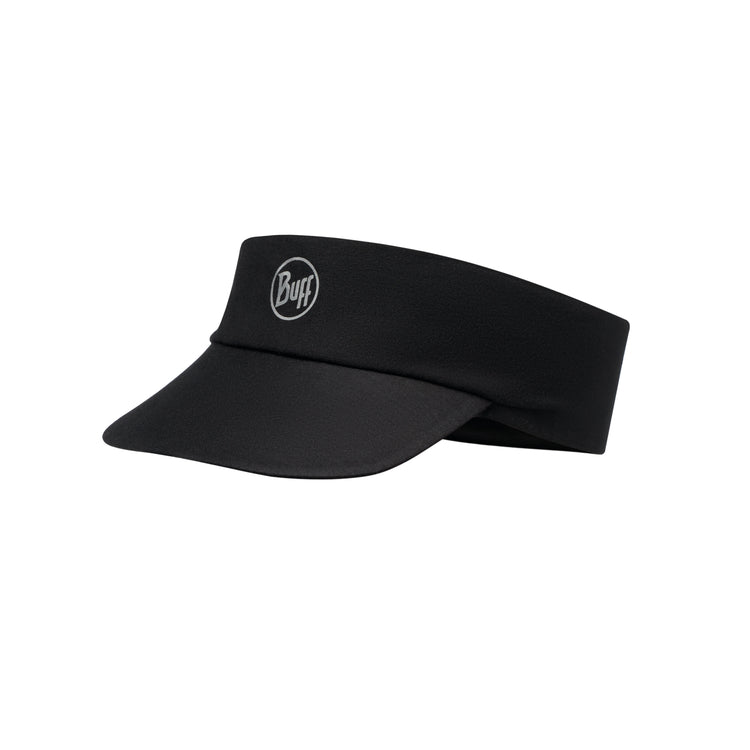 PACK RUN VISOR R-SOLID BLACK