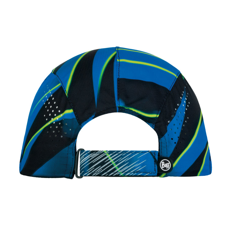 PRO RUN CAP R-FOCUS BLUE