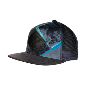 TRUCKER CAP ZEST GREY