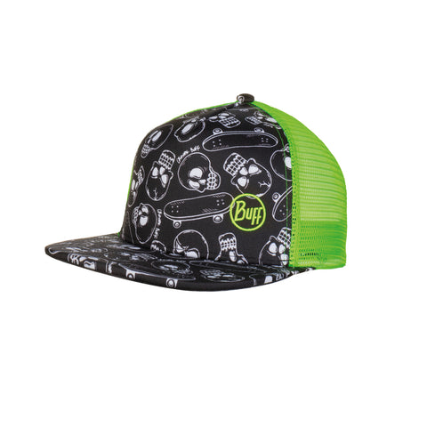 TRUCKER CAP BONE MULTI