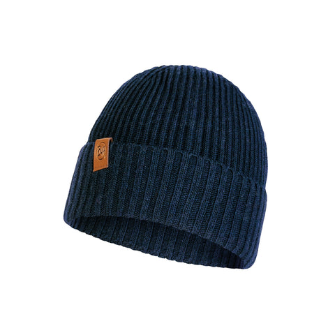 KNITTED HAT NEW BIORN NIGHT BLUE