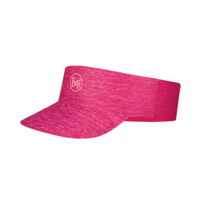 BUFF®-PACK RUN VISOR R-PINK HTR