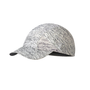 BUFF® PRO RUN CAP Patterned SILVER GREY HTR L/XL