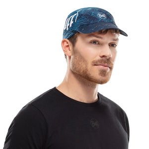 BUFF® - Pack Run Cap Patterned -XCROSS