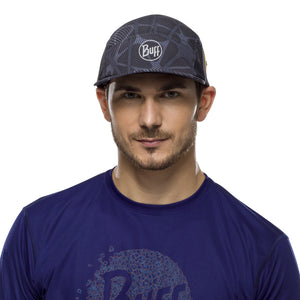 RUN CAP APEX BLACK