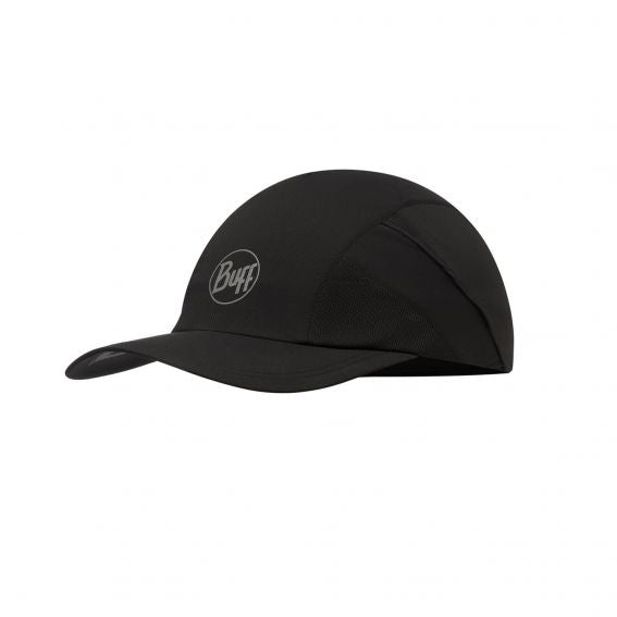 PRO RUN CAP R-SOLID BLACK
