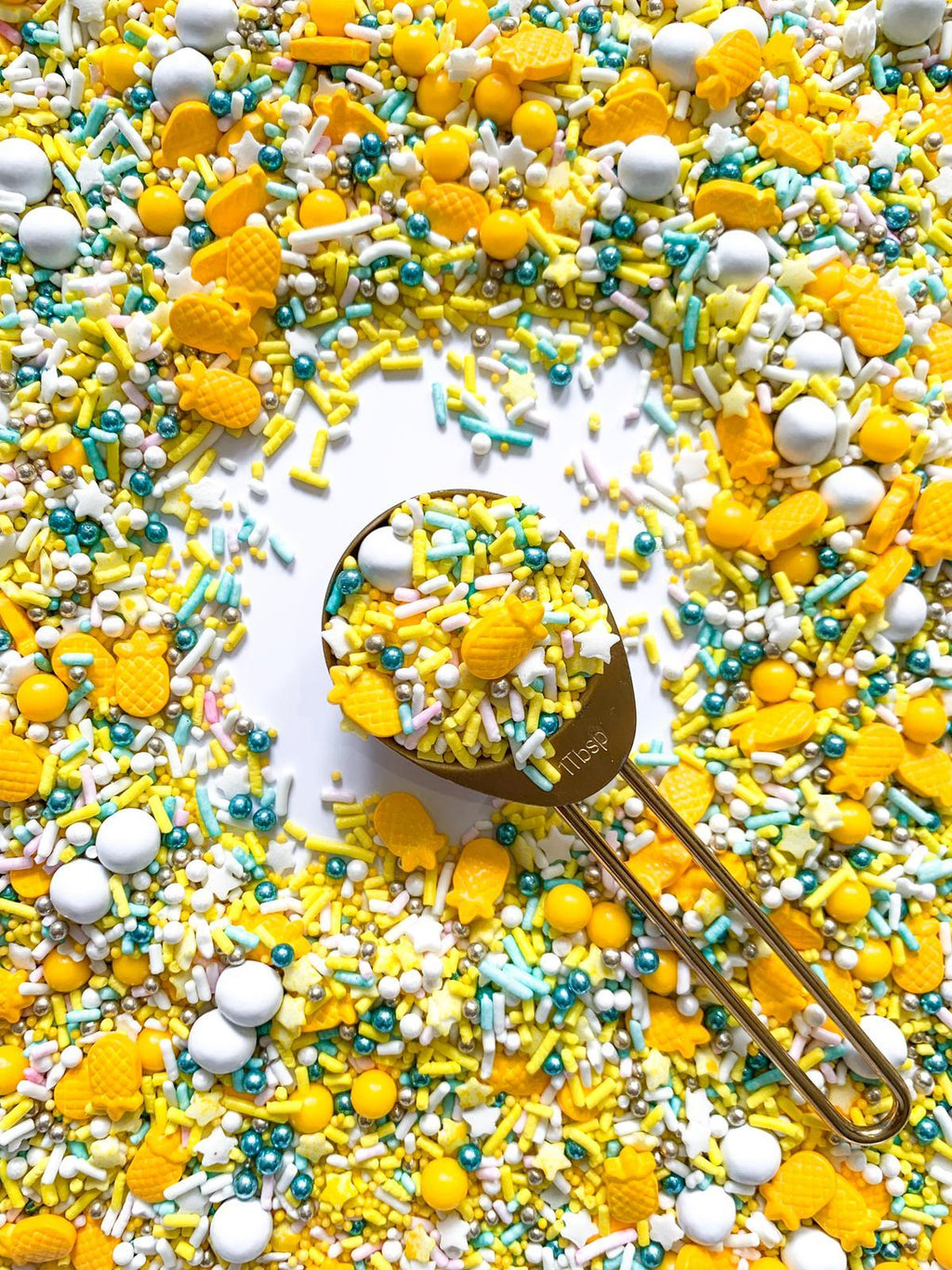 PINEAPPLE SPRINKLES